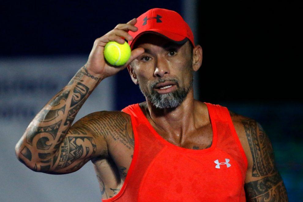 Tenistas de Chile con más títulos ATP