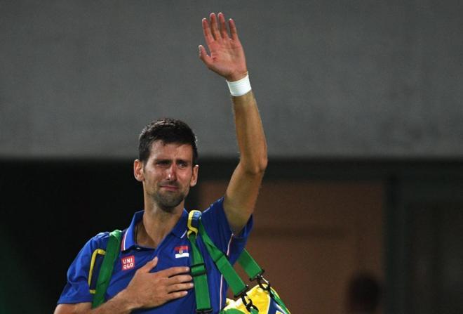 Djokovic declaraciones Juegos Olímpicos