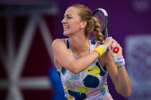 Kvitova Barty WTA Doha 2020