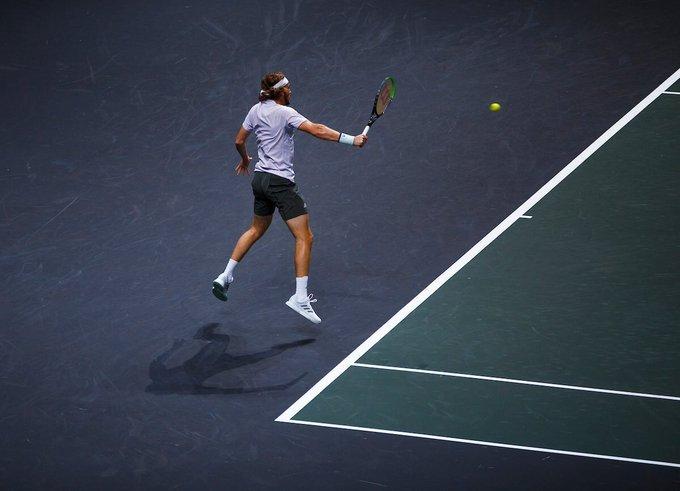 Tsitsipas Hurkacz ATP Rotterdam