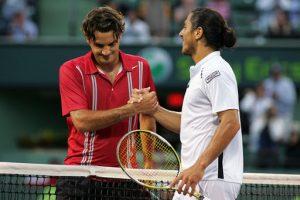 Efemérides Guillermo Cañas Roger Federer