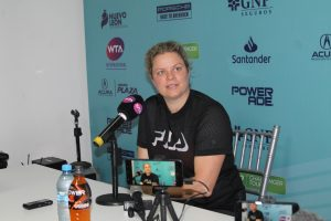 Clijsters WTA Monterrey 2020