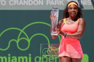 Serena Williams Miami Open