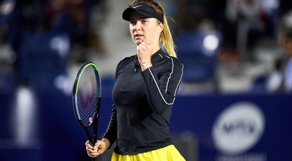 Elina Svitolina WTA Monterrey 2020