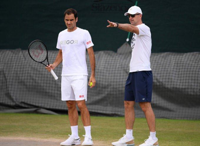 Ljubicic declaraciones Federer lesión