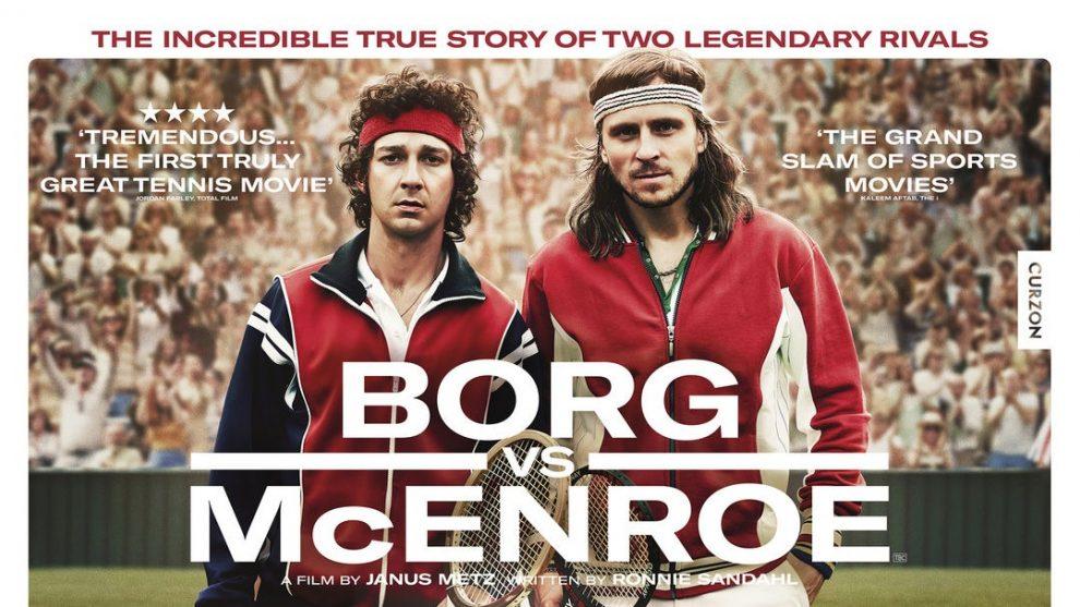 Libros películas y documentales de tenis