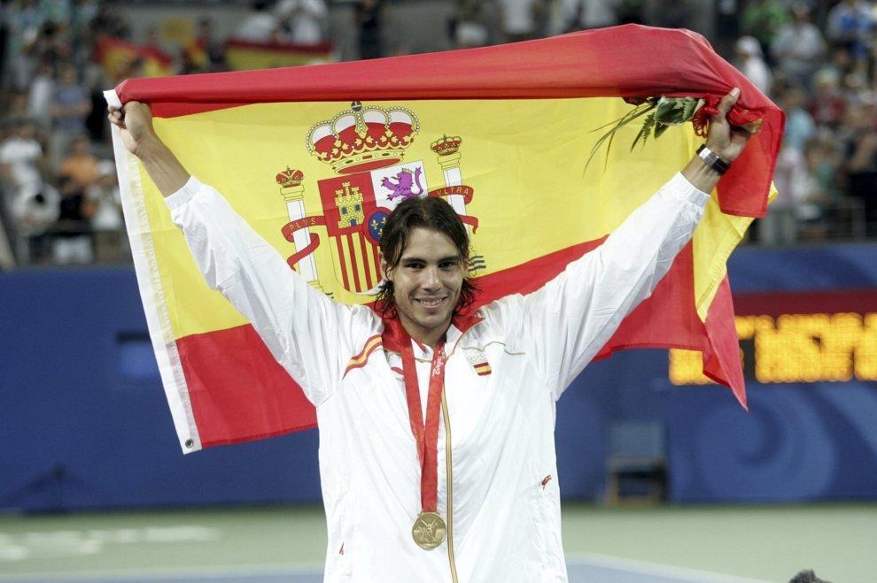 medallas españa tenis juegos olimpicos