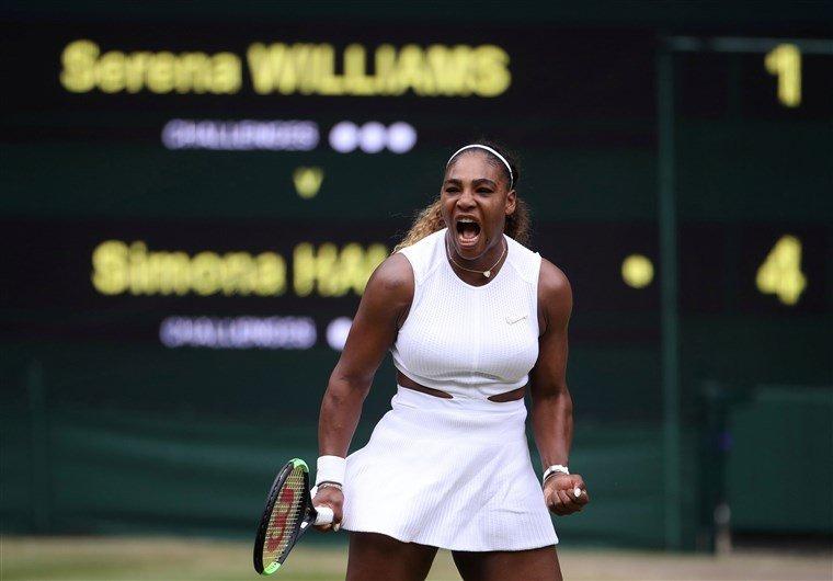 Puntos Serena Williams 2020