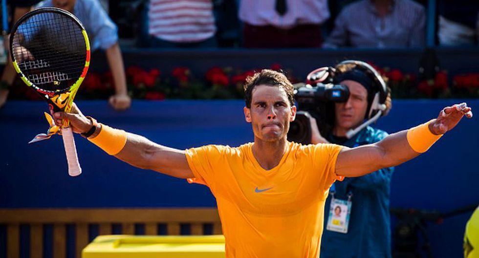 Tenistas con más victorias en el ATP Barcelona