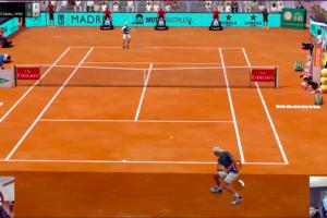 Resultados Mutua Madrid Open Virtual Pro