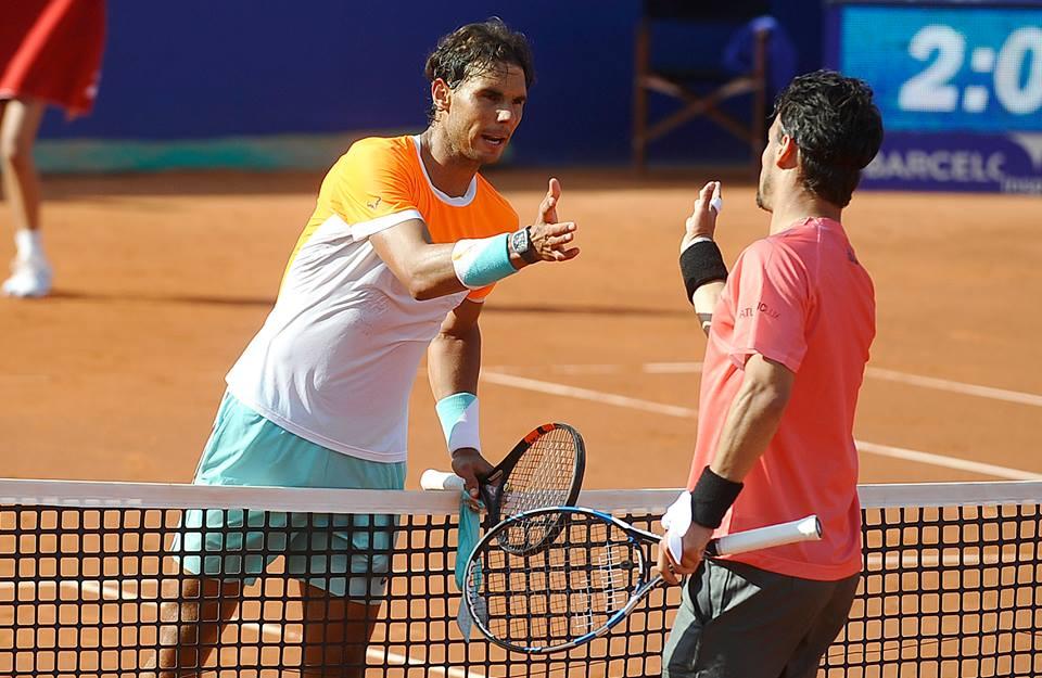 Verdugos Rafa Nadal Barcelona