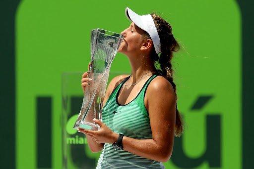 Victoria Azarenka Miami Open 2016