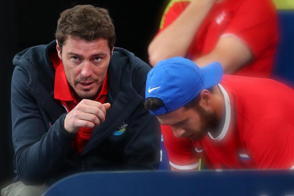 Marat Safin ATP Cup 2020