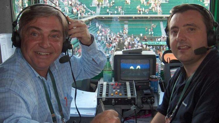 Podcast Canal Tenis Poyan y Fernando Gómez