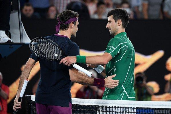 Djokovic y Federer: Diferentes estilos pero misma efectividad