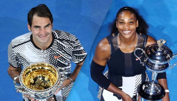 Navratilova declaraciones Federer Serena