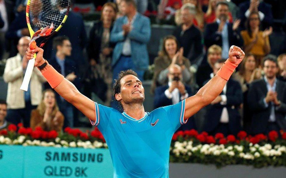 nadal victorias top-10 madrid