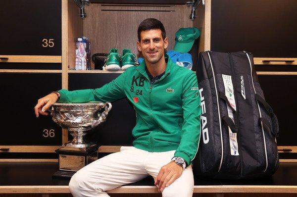 djokovic declaraciones objetivos tenis