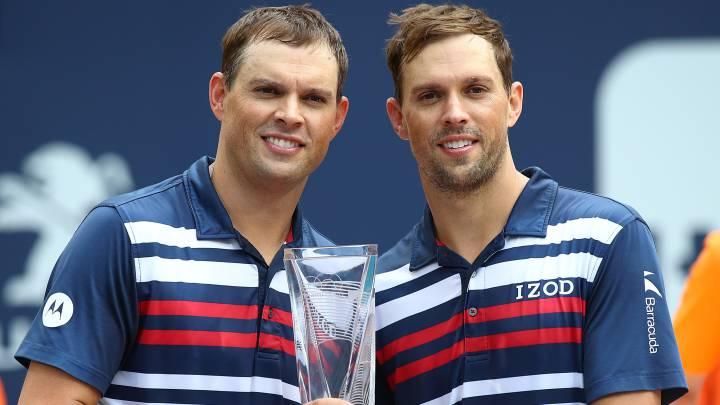 tenistas con más títulos ATP dobles