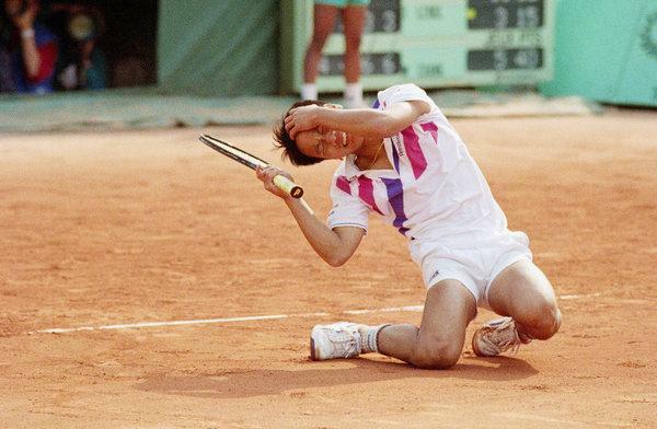 tenistas masculinos más jóvenes en ganar un Grand Slam