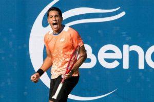 Youseff Hossam expulsión tenis