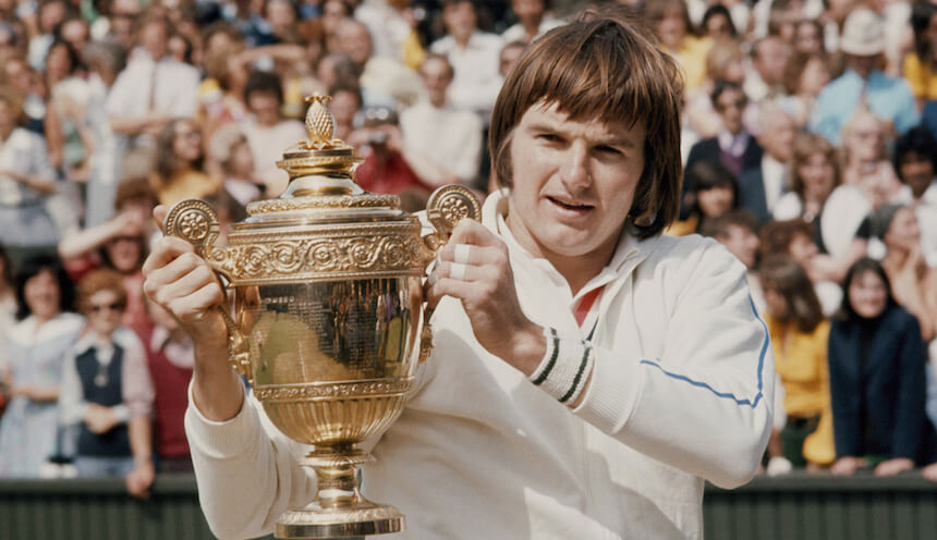 Jimmy Connors carrera tenis