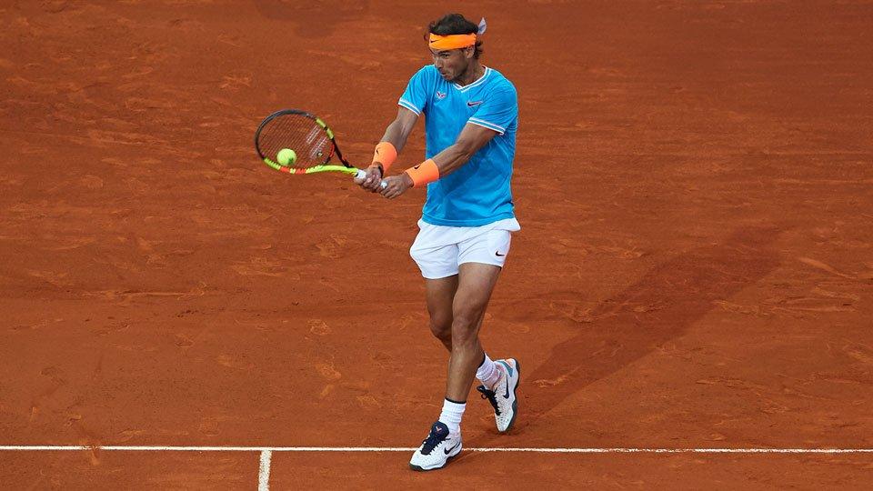 tenistas con más partidos jugados en el Mutua Madrid Open