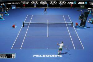 tenis virtual España