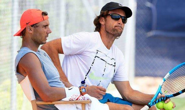 Moyá declaraciones Federer 2020