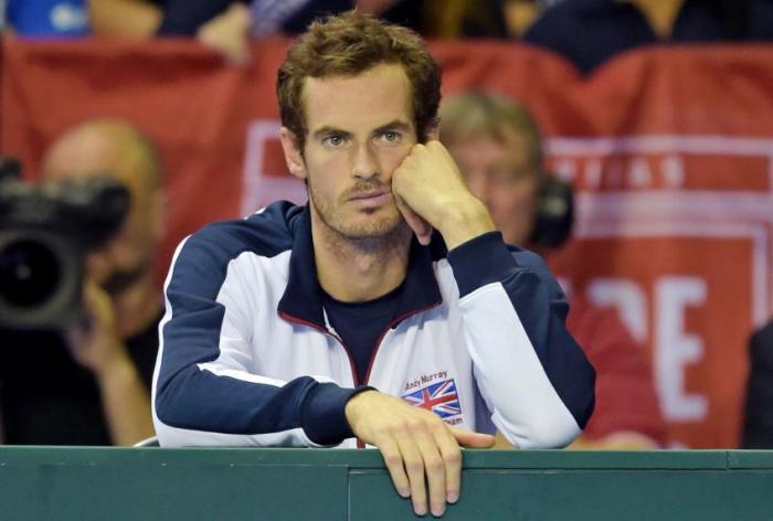 Andy Murray vuelta élite