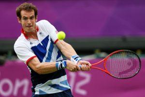 Andy Murray vuelta