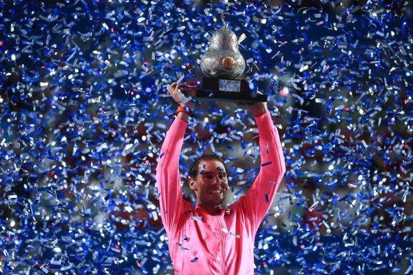 Tenistas españoles con más títulos ATP