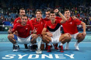 tenistas de Serbia con más victorias ATP