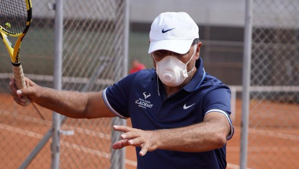Toni Nadal declaraciones mascarilla