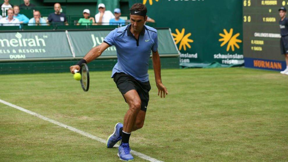 tenistas con más partidos jugados en hierba