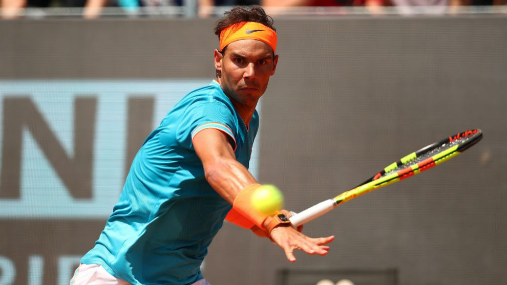 tenistas con más partidos jugados masters 1000 roma