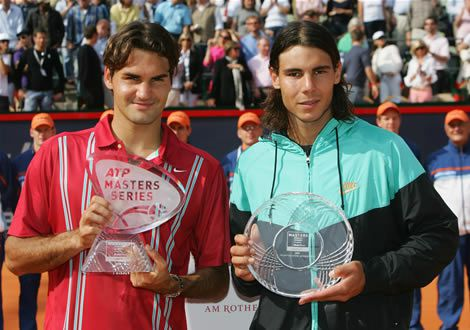 Federer Nadal Hamburgo 2007