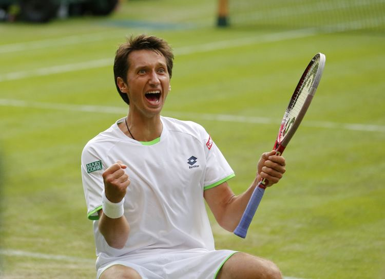 Stakhovsky victorias Federer Wimbledon 2013