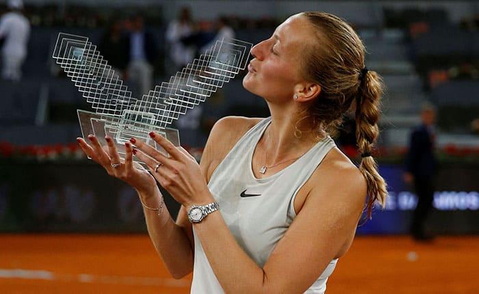 jugadoras con más títulos WTA Madrid
