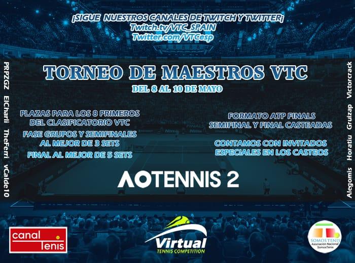 Resultados VTC Torneo Maestros