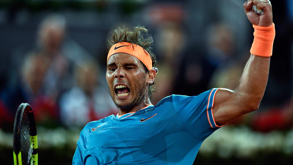 tenistas con más victorias Mutua Madrid Open