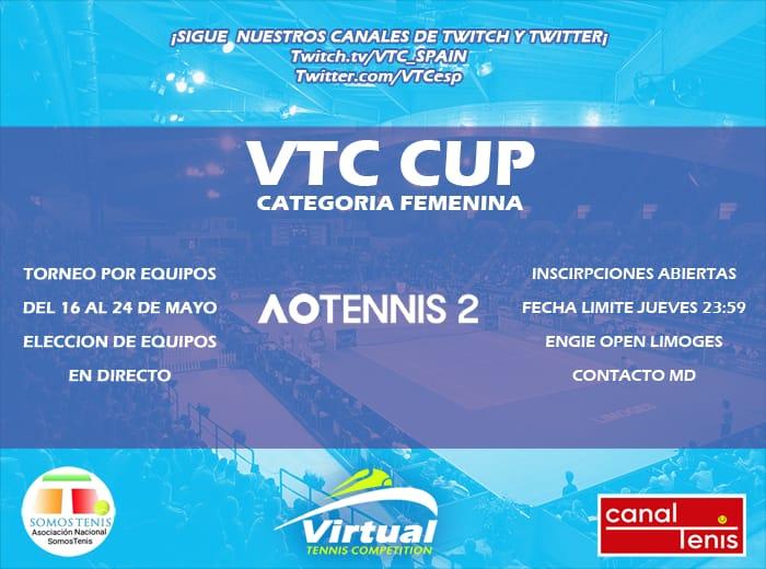 VTC Cup torneo femenino