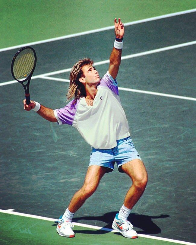 vídeos jugadores retirados tenis