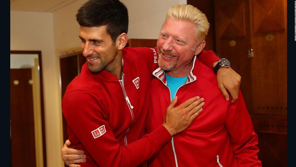 Becker declaraciones Novak Djokovic