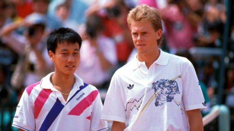 Título Chang Roland Garros
