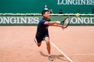10 promesas asiáticas tenis