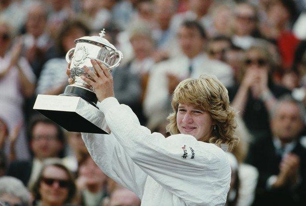 Tenistas WTA con más victorias en Roland Garros