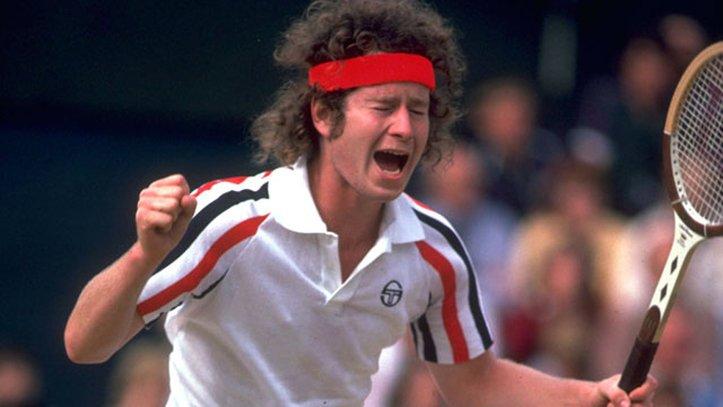 Historia John McEnroe tenis