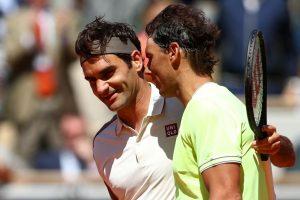 Estadísticas Big3 Roland Garros