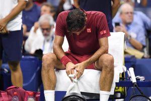 Lesiones Roger Federer carrera